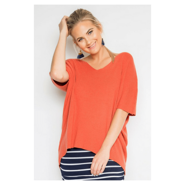 Cayenne Knit Top