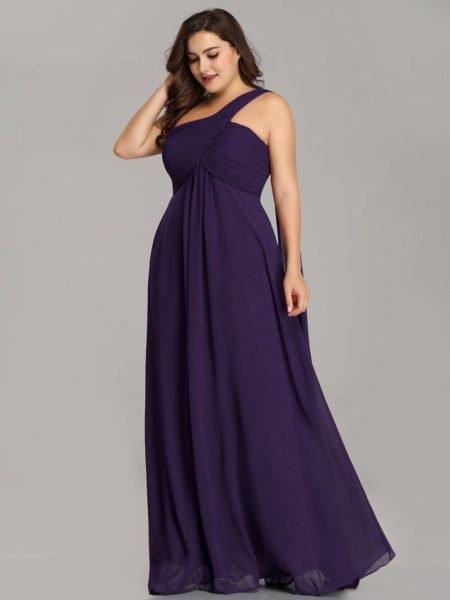 Plus Size Elena Evening Dress