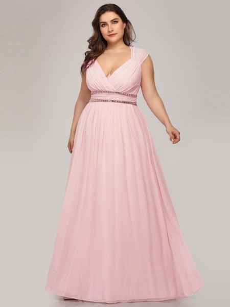 Plus Size Scarlett Evening Dress