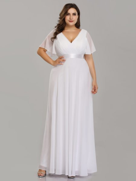 Glamorous Audrey Evening Dress