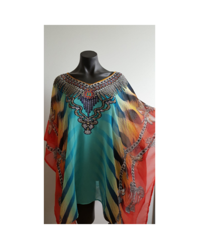 Chain Short Kaftan