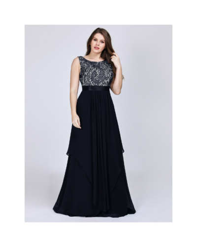 Plus Size Caroline Evening Dress