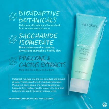Creamy Hydrating Masque Nourishing Treatment