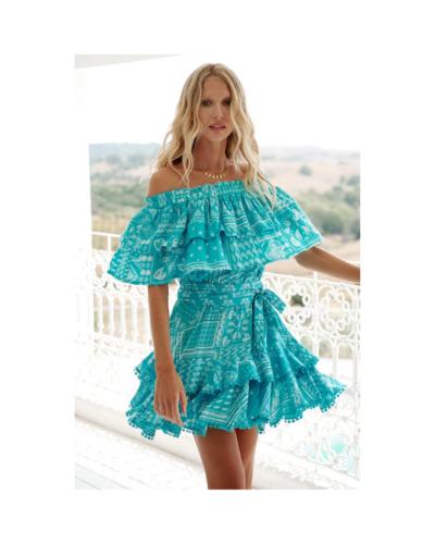 Jaase Nessa Mini Dress