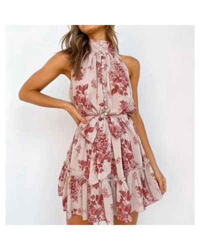 Isla Floral Mini Dress