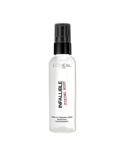 L'Oreal Infallible Fixing Mist Finishing Spray