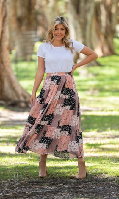 Boho Graceland Skirt