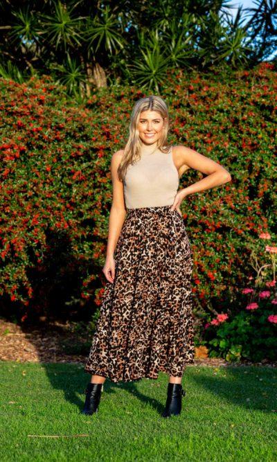 Boho Oakes Skirt