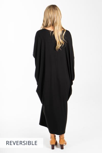 Maxi Miracle Dress in Black