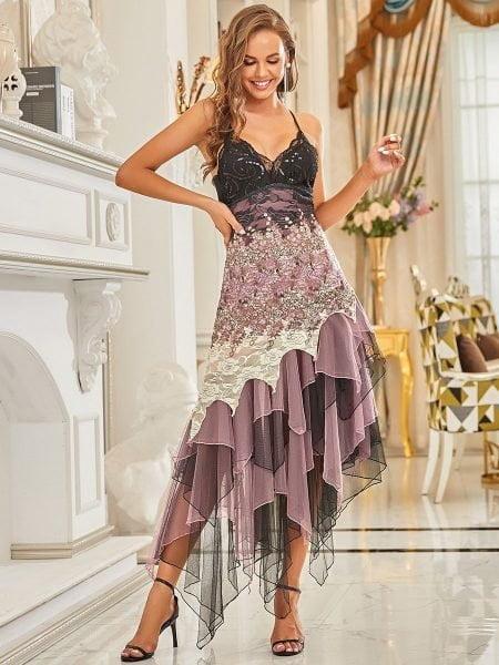 Zael Evening Dress