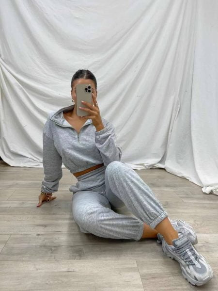 Grey Lounge Wear