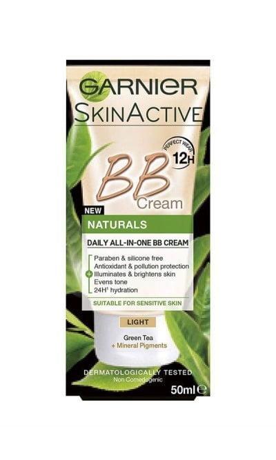 Light Garnier Skin Active BB Cream