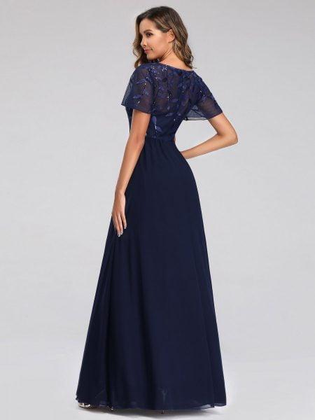 Jas Evening Dress