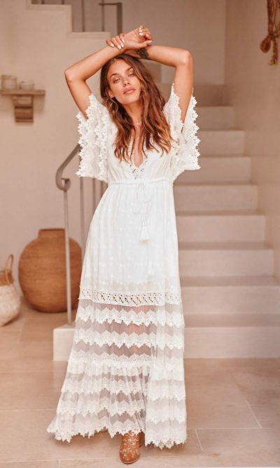 Jaase Bungalow Maxi Dress