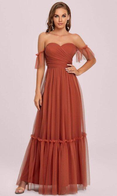 Cara Evening Dress