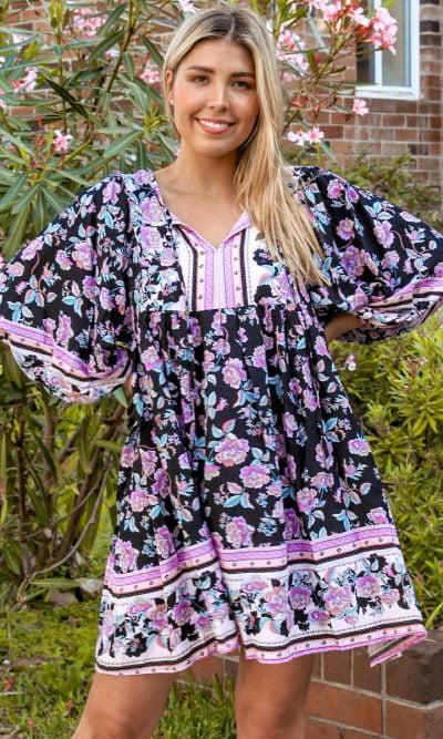Carol Mini Dress